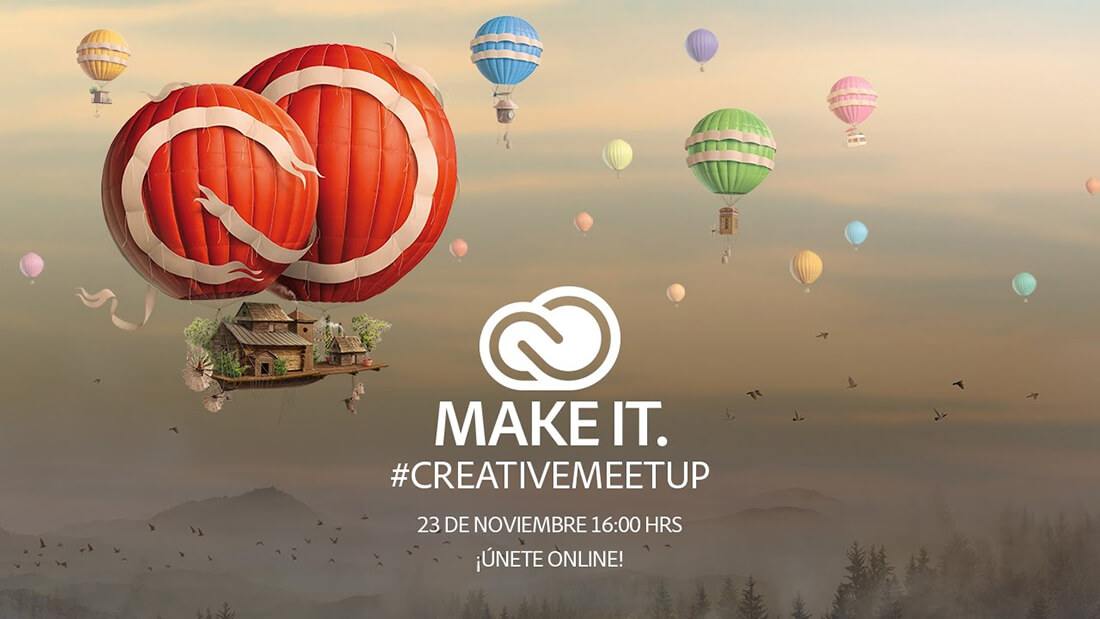 Adobe Creative Meetup Madrid