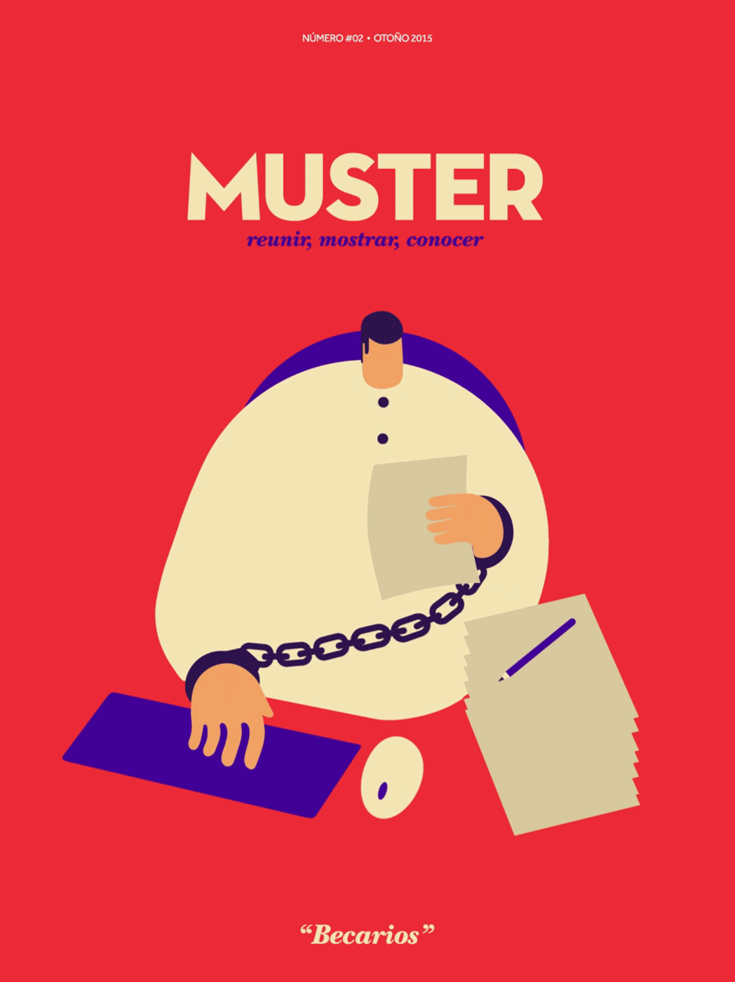 Magoz Muster Animated Cover about Internships