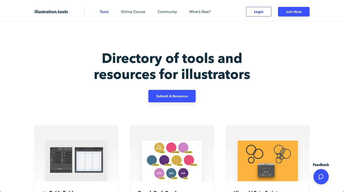 Introducing illustration.tools and My Online Course