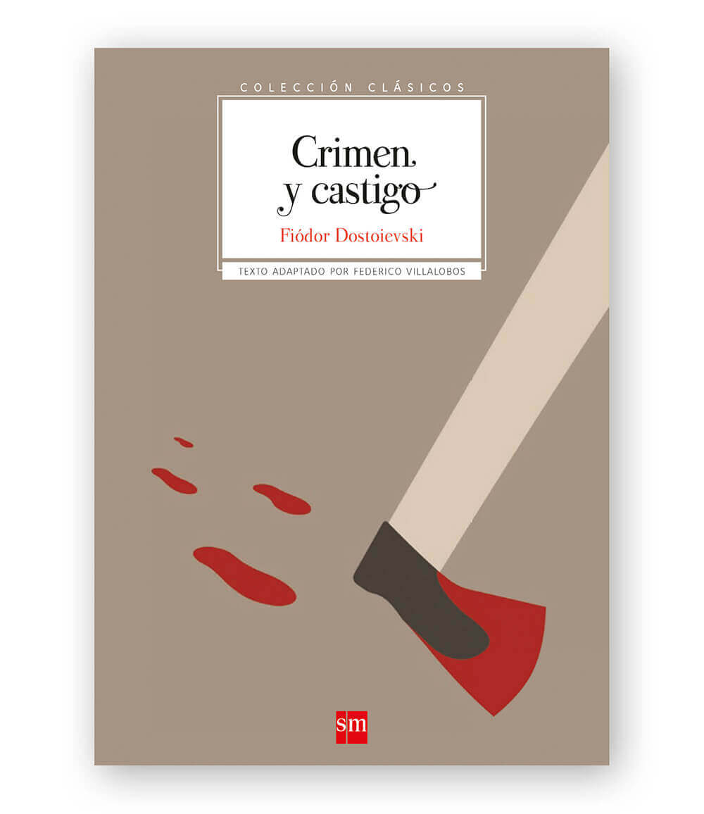 Crime and Punishment cover. I had the honor to create an image for the cover of the Dostoevsky's classic novel.
